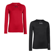 UNDER ARMOUR Coldgear EVO FITTED LS CREW JR 1249118