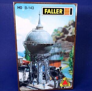 Faller HO Scale Hatlingen Water Tower Building Kit B-143 - Sealed!
