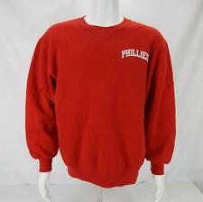 New listing VTG Russell Athletic Phillies Sweatshirt Made in USA Red Men's Medium