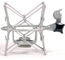 Shock Mount-Supporto del Microfono Clip per Neumann U87 ai U87 U89i U47 TIM 103 102