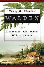 Walden von Henry D. Thoreau (Gebundene Ausgabe)