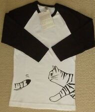 Cat T-shirt.Stretch.Fitted.New.Quality.Bella.Junior.Youth.Adult.Womens.S.M.L.XL