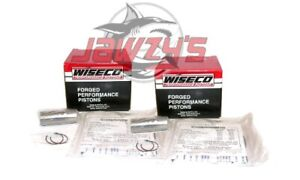 Wiseco Pistons 3.508 10.5:1 Harley Davidson Sportster 1200 Nightster 2007-2011