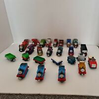 Rare Collectable Thomas The Tank Engine & Friends Take N Play Diecast Trains Lot
