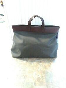 Edouard Rambaud Duffle Bag Paris Pre-owned  16.5in High, 22.5in Long, 9in Wide