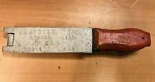-*Vintage ~ Herters Inc. ~ Model 4A1 Sinker Mold ~ Wood Hndl ~ Free Shipping