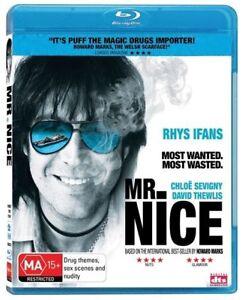 Mr. Nice (Blu-ray, 2011)