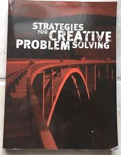 Strategies for Creative Problem Solving - Pearson Custom Publishing s#6035
