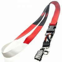 DC Comics Harley Quinn Suicide Squad Lanyard with Charm and ID Holder