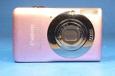 CANON PowerShot SD1300 IS 12.1MP Digital Point Shoot Mini Pocket Camera - PINK