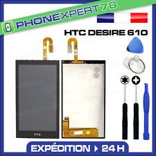 VITRE TACTILE + ECRAN LCD ORIGINAL POUR HTC DESIRE 610 + OUTILS