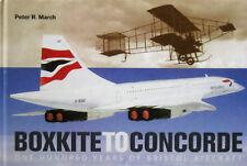 BOXKITE TO CONCORDE (Bristol/Blenheim//Beaufighter/Sycamore/Belvedere/Brittania)