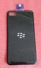 For Blackberry Z10 rear back cover battery door NFC chip OEM BB Black Berry Z 10