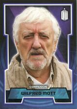 Doctor Who 2015 Base Card #50 Wilfred Mott