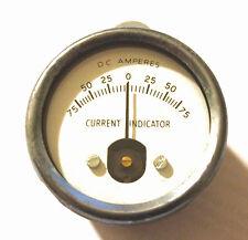 Durite Induction Ammeter 75-0-75amps     COA4