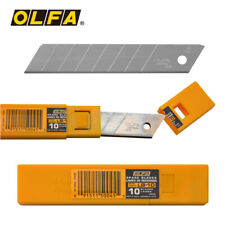 2 Pack OLFA LB-10 Blade 18mm 0.5mm Sharp Heavy-Duty Utility Knives Replace Blade