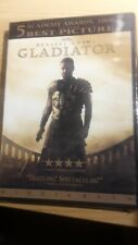 Gladiator (Dvd, 2003, Widescreen) Russell Crowe Brand New Sealed