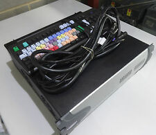 δ Avid ADRENALINE DNxcel 7020-03332-02 with Breakout Cable and Keyboard