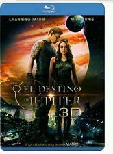 El Destino De Júpiter JUPITER Blu-ray 3D + Blu-ray 2D + C DIGITAL PRECIN CERTIFI