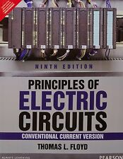 New-Principles of Electric Circuits by Thomas L. Floyd 9ed INTL ED