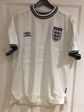 Original *XL* Euro2000 ENGLAND Home Umbro Football Shirt