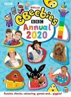 CBeebies Official Annual 2020 by Little Brother Books 9781912342327   Brand New