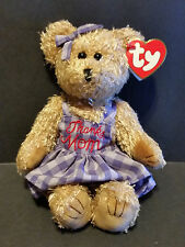 "2000 Ty Plush 8"" Mommy Bear"