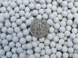 10 Lb. 6 mm Polishing Sphere Non-Abrasive Ceramic Rock Tumbling Media