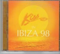 (ES195) Kiss, in Ibiza '98, 35 tracks various artists - 1998 CD