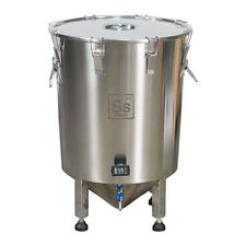 Ss Brewing Technologies 14 Gallon 304 Stainless Conical Brewmaster Brew Bucket