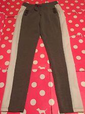 NUEVO victoria's Secret Rosa Gimnasio Pantalones de jogging Gris