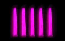 50 Pcs 6'' Premium Fat Glow Sticks - Glow Light up in Celebration New Year Party