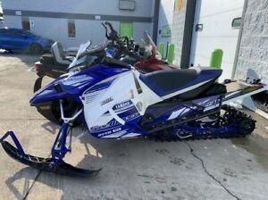 2017 Yamaha Sidewinder X-TX 141 LE    BLUE