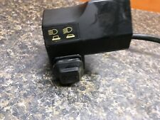 Ski Doo MXZ  Formula Summit Mach Handlebar dimmer switch Assembly 1995-1999