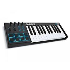 Alesis | v25 USB/MIDI Keyboard controller | 25 teclas + drum pads + pitch Bend