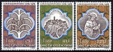(Ref-12396) Vatican City 1974 St.Bonaventura  SG.619/621 Mint (MNH)   Sc:558-560