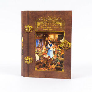 Masterpieces 1000 Piece Snow White and the Seven Dwarfs Jigsaw Puzzle Book Box