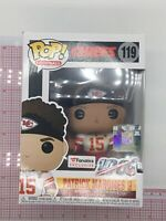 Funko Pop NFL Patrick Mahomes (White Jersey) Kansas City Chiefs Fanatics #119 E3