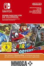 Super Mario Odyssey - Nintendo Switch - eShop Key Digital Code 2017 [DE/EU]