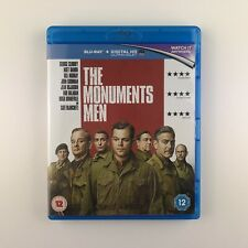 The Monuments Men (Blu-ray, 2014)