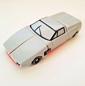 Vintage KO Transformers Diaclone Suntreaker Grey Plastic Sports Car Robot