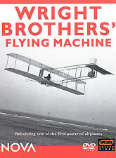 Wright Brothers Flying Machine (DVD, 2004)