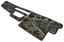NEW Mossy Oak Camouflage Tailored Dash Mat Cover / Fits 97-06 JEEP WRANGLER TJ