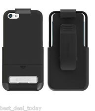 OEM Seidio Surface Combo Case Holster For Apple iPhone 5C Black AT&T Verizon