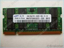 70726 M470T5663QZ3-CE6 2GB 2RX8 PC2-5300S-555-12-E3