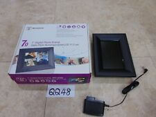 """WESTINGHOUSE 7"""" DIGITAL PHOTO FRAME 7.0 LCD DPF-0702 NEW IN BOX"""