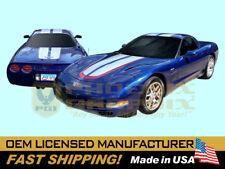 2010 2011 2012 2013 Corvette Grand SportWide Body Hash Marks Decal GraphicStripe