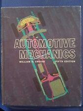 Automotive Mechanics - Fifth Edition - William H. Crouse