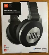 JBL Synchros E50 BT Wireless Bluetooth Over-Ear Stereo Headset Kopfhörer Neu OVP