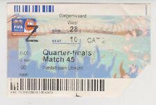 Sammler Used Ticket / Entrada Morocco v Italy 24-06-2005 FIFA U20 2005 1/8 Final